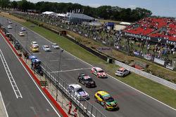 Kristian Poulsen, Poulsen Motorsport, BMW 320si crasht
