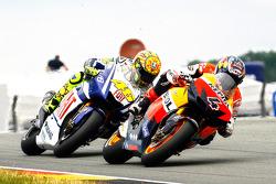Andrea Dovizioso, Repsol Honda Team, Valentino Rossi, Fiat Yamaha Team