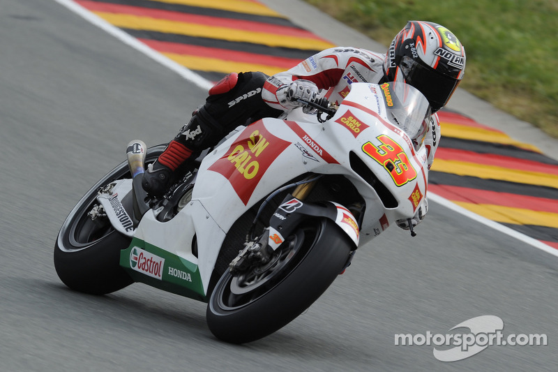 2010: Marco Melandri (Honda RC212V)