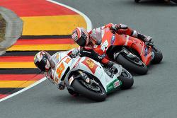 Marco Melandri, San Carlo Honda Gresini, Nicky Hayden, Ducati Marlboro Team