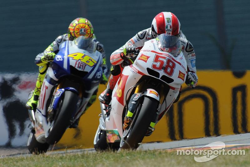 2010: Simoncelli vs. Rossi