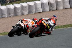 Marco Simoncelli, San Carlo Honda Gresini, Andrea Dovizioso, Repsol Honda Team