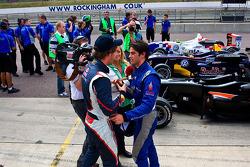 Felipe Nasr and Jean-Eric Vergne