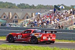 #07 Banner Racing Corvette: Paul Edwards, Scott Russell