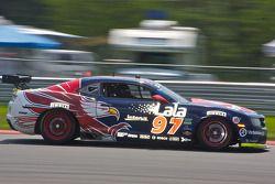 #97 Stevenson Motorsports Camaro GT.R: Gunter Schaldach, Jan Magnussen