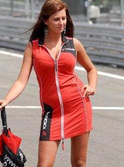 Yokohama gridgirl