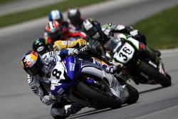 #8 Team Graves Yamaha - Yamaha YZF-R6: Josh Herrin prend la tête