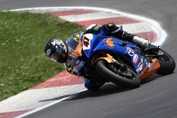 #47 Four Feathers Racing - Yamaha YZF-R6: Josh Day