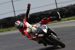 #30 DNA Energy Drink/CNR Motorsports Ducati - Ducati 848: Bobby Fong heureux pour son 2e podium du weekend