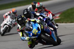 #22 Rockstar Makita Suzuki - Suzuki GSX-R1000: Tommy Hayden takes the lead