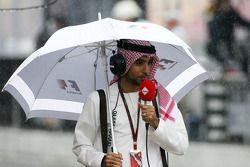 TV árabe comentarista
