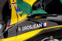 Car of Romain Grosjean
