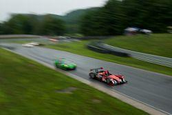 #95 Level 5 Motorsports Oreca FLM09: Scott Tucker, Andy Wallace