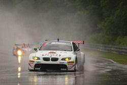#92 BMW Rahal Letterman Racing Team BMW M3 GT: Bill Auberlen, Tom Milner