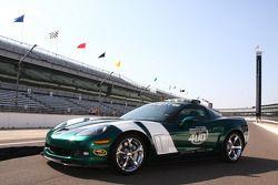 2010 Brickyard 400 Corvette pace car