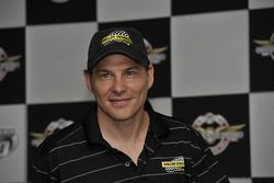 conférence de presse: Jacques Villeneuve, Braun Racing Toyota