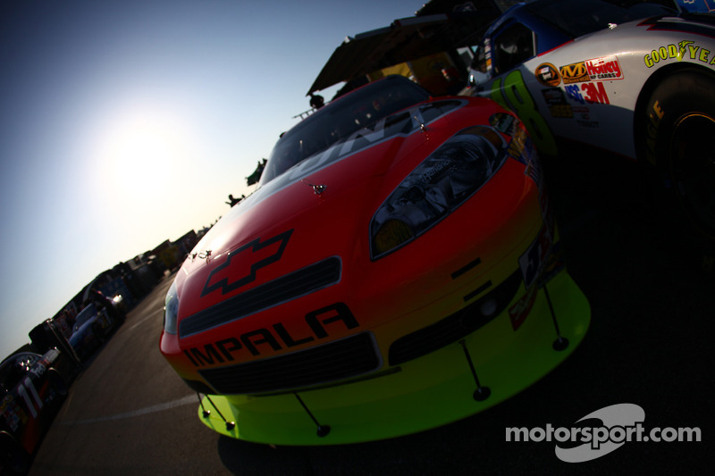 Auto van Jeff Gordon, Hendrick Motorsports Chevrolet
