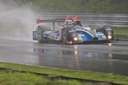 #52 PR1 Mathiasen Motorsports Oreca FLM09: Alex Figge, Tom Papadopoulos