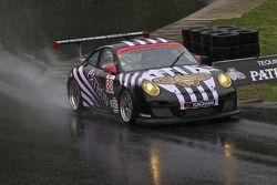 #88 Velox Motorsport Porsche 911 GT3 Cup: Shane Lewis, Jerry Vento