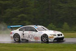 #90 BMW Rahal Letterman Racing Team BMW M3 GT: Dirk Müller, Joey Hen