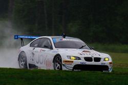 #90 BMW Rahal Letterman Racing Team BMW E92 M3: Dirk Müller, Joey Hen