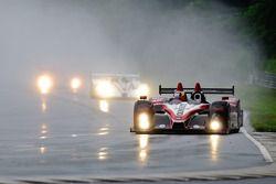 #89 Intersport Racing Oreca FLM09: Kyle Marcelli, Brian Wong