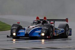 #52 PR1 Mathiasen Motorsports Oreca FLM09: Tom Papadopoulos, Alex Figge