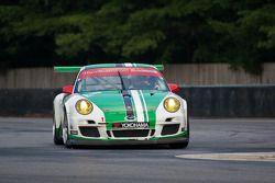 #54 Black Swan Racing Porsche 911 GT3 Cup: Timothy Pappas, Jeroen Bleekemolen
