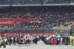 GP2 Series grid