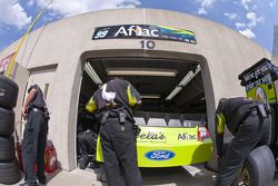 Aflac crew met de Ford Fusion
