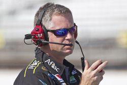 Bob Osbourne, chef d'équipe de Carl Edwards, Roush Fenway Racing Ford