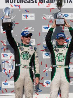 PC class podium: vainqueurs de la catégorie Gunnar Jeannette et Elton Julian
