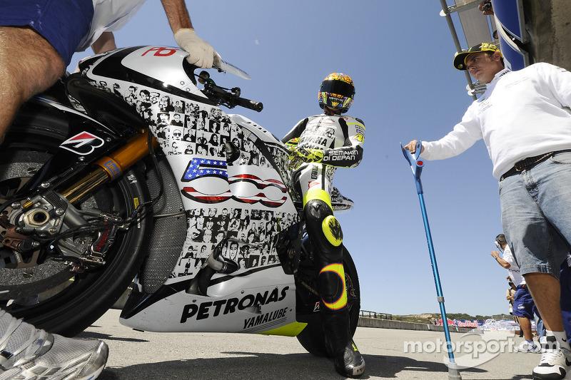 GP des États-Unis et d'Indianapolis 2010 - Yamaha (MotoGP)