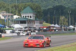 #61 Risi Competizione Ferrari F430 GT: Mika Salo, Pierre Kaffer
