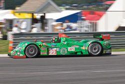 #99 Green Earth Team Gunnar Oreca FLM09: Gunnar Jeannette, Elton Julian