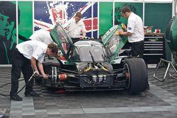 #8 Drayson Racing Lola B09 60 Judd