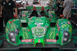 #99 Green Earth Team Gunnar Oreca FLM09