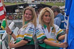 Dyson Racing pitspoezen