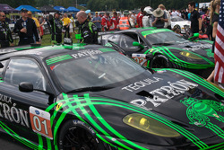 #1 Patron Highcroft Racing Honda Performance Development ARX-01c: David Brabham, Simon Pagenaud, #8