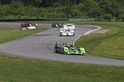 Pace lap: #1 Patron Highcroft Racing Honda Performance Development ARX-01c: David Brabham, Simon Pagenaud