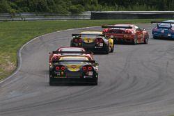 Ferrari - Corvette - Ferrari - Corvette