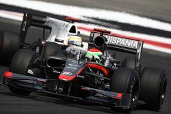 Sakon Yamamoto, Hispania Racing F1 Team voor Pedro de la Rosa, BMW Sauber F1 Team