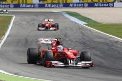 Фернандо Алонсо, Scuderia Ferrari, Феліпе Масса, Scuderia Ferrari