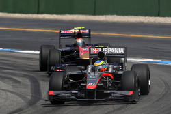 Adrian Sutil, Force India F1 Team, Jaime Alguersuari, Scuderia Toro Rosso