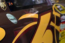 (détail), David Ragan, Roush Fenway Racing Ford