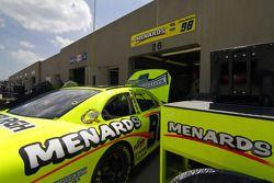 Voiture de Paul Menard, Richard Petty Motorsports Ford