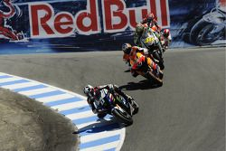 Ben Spies, Monster Yamaha Tech 3, Andrea Dovizioso, Repsol Honda Team