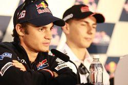 Conferencia de prensa: Dani Pedrosa, Repsol Honda Team