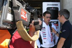 LCR Honda MotoGP, Gerente Lucio Cecchinello