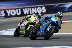 Loris Capirossi, Rizla Suzuki MotoGP, Mika Kallio, Pramac Racing Team